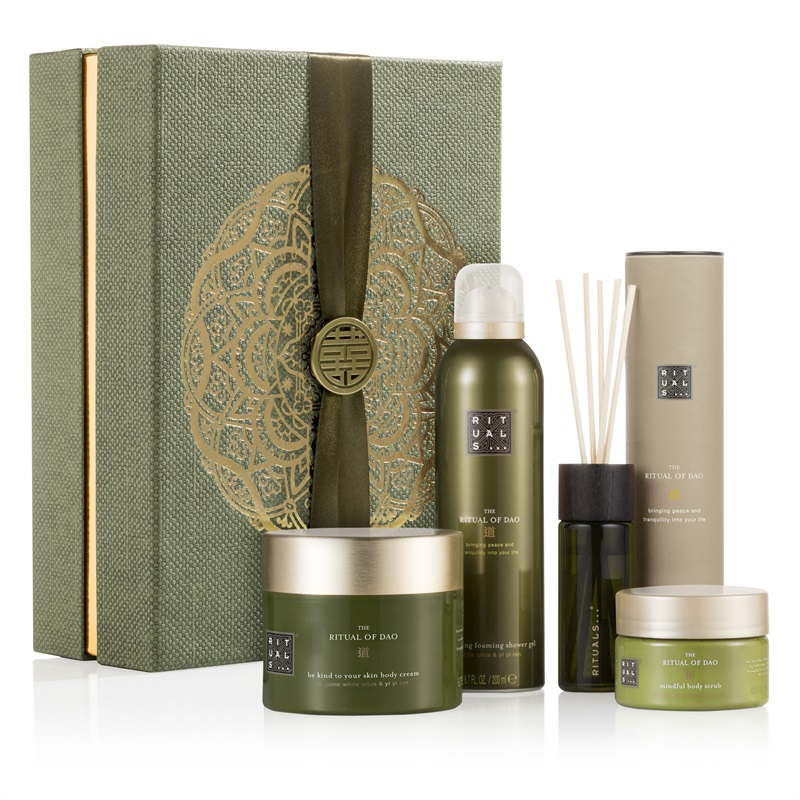The Ritual of Dao Calming Collection Rituals pakket in mooie geschenkverpakking