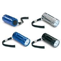 TEXAS LED aluminium zaklamp met koord