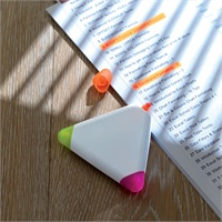 TRIANGULO MARKEERSTIFT Markeerstift 3 kleurig