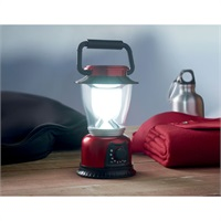 FLAME LIGHT Camping licht van ABS