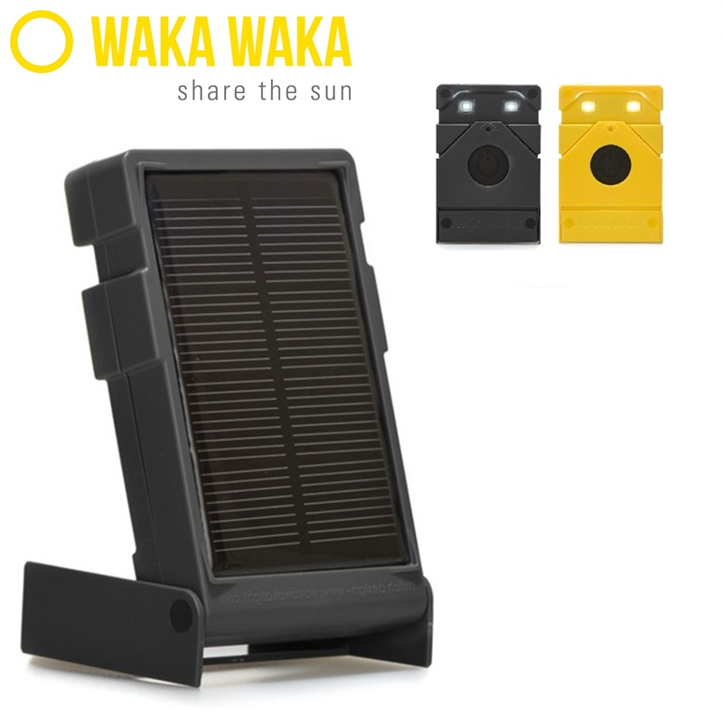 WAKA WAKA Light Solar lamp, Share the Sun!