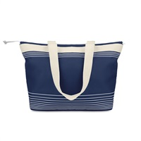 LOUNGE AT THE BEACH Luxe strandtas met o.a. Ananas drinkbeker met rietje - Zomercadeau