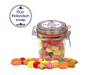 Logo weckpotten - Oud Hollands